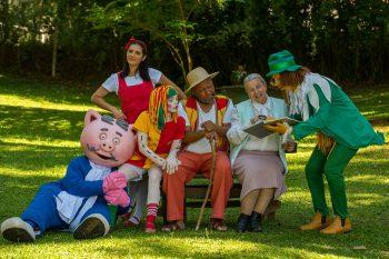 Sítio do Picapau Amarelo terá Baile de Carnaval com personagens