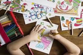 Como o desenho ajuda no desenvolvimento das crianças? | Superprof