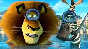 DreamWorks Madagascar em Português   Alex e Marty Melhores ...