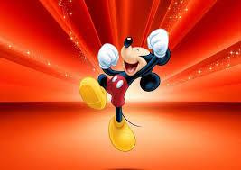 Poster Cartaz Mickey Feliz no Elo7 | Ashow (BD57C3)