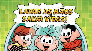 Coronavírus: Turma da Mônica faz maratona na web para ajudar quem ...