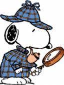 Sherlock Snoopy