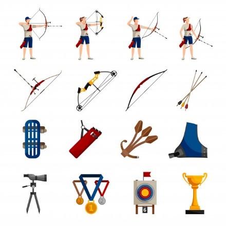 Esportes de Precisão: Tiro com Arco – 6º Ano – 3º corte – 2º quinzena –  Educação Física   Portal NetEscola